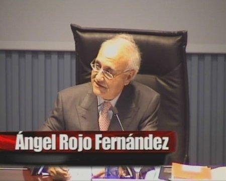 Angel Rojo Fernández, Catedrático de Dereito Mercantil. Universidade Autónoma de Madrid - IV Encontro Galego de Profesionais do dereito concursal